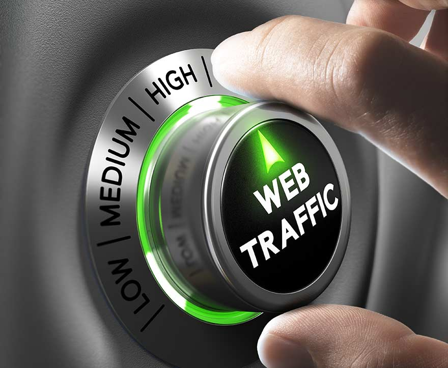 Dialing up your fence company website traffic
